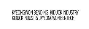 KYEONGWON BENDING / KIDUCK INDUSTRY's Corporation