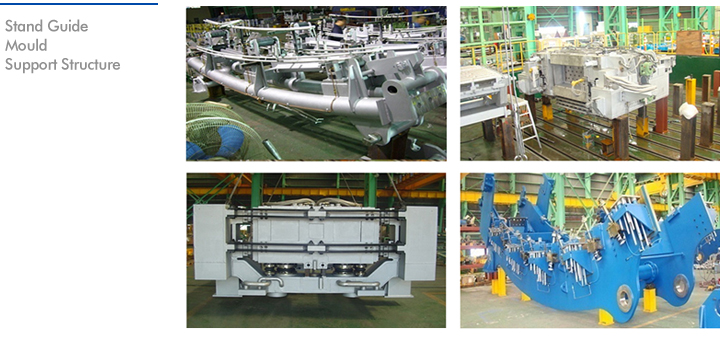 MIRAE Industries Steel Manufacturing Equipment  1