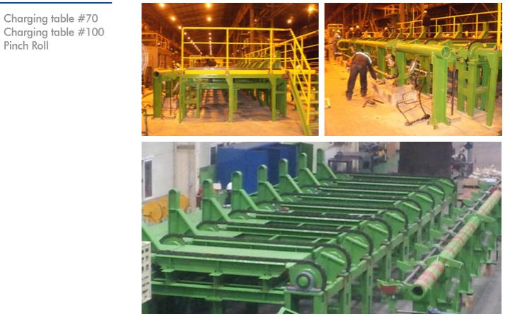 MIRAE Industries Steel Manufacturing Equipment  3