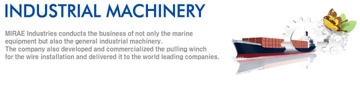 MIRAE Industries Industrial Machinery
