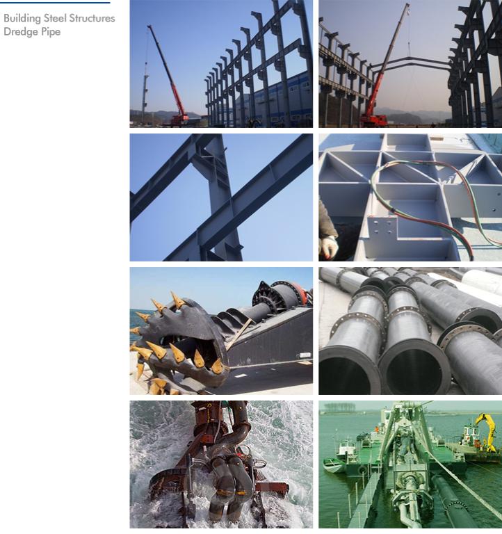 MIRAE Industries Steel Constuction