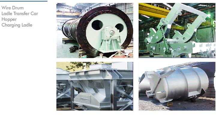 MIRAE Industries Steel Manufacturing Equipment