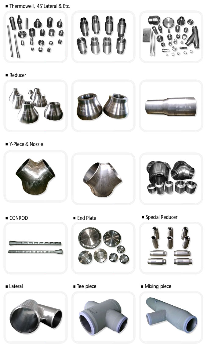 T.F Tech Special Fittings