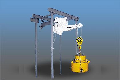 Air Hoist & Trolley Hoist