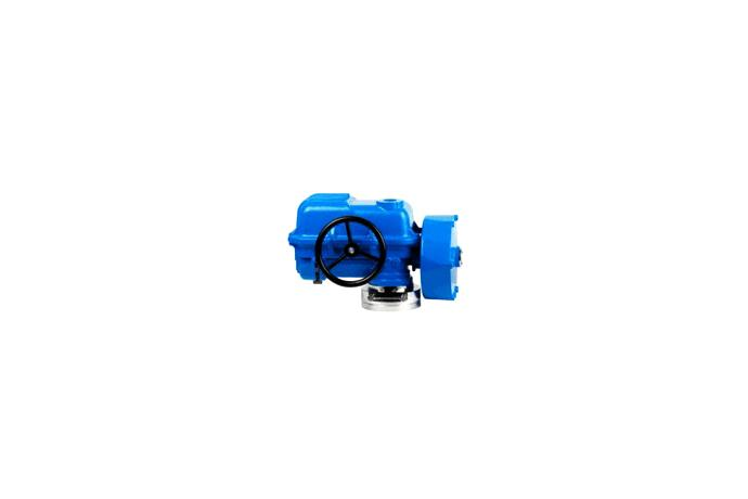 Fall Safe Electric Spring Back Actuator