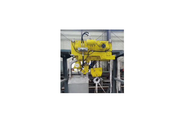Trolley hoist(Manual, Pneumatic, Electro type-explosion proof type.)
