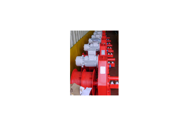 Maintenance winches