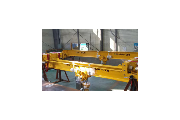 Overhead crane(gantry & Bridge crane, other types)