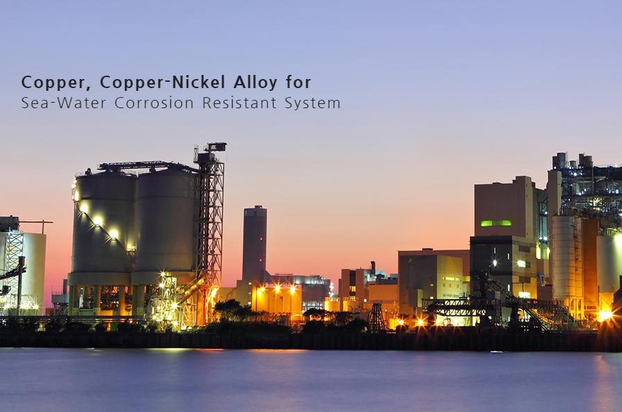 Copper Nickel (Cu-Ni) Pipe