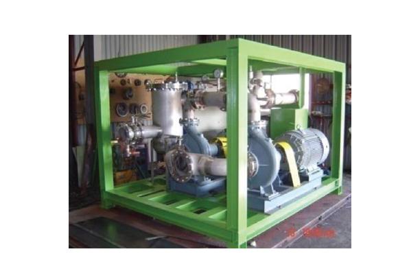 Chemical Circulation pump unit
