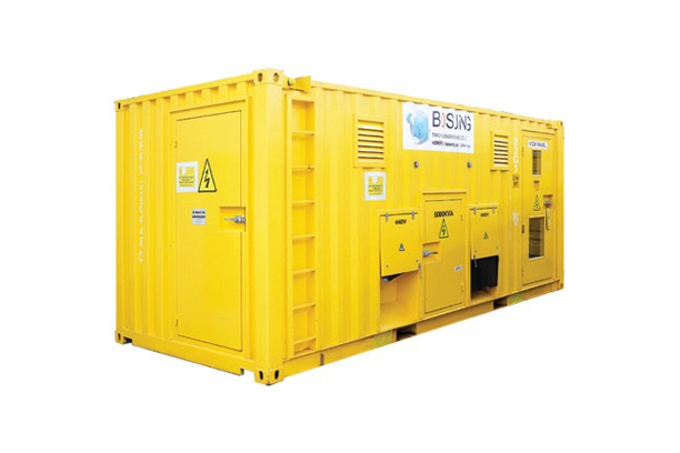 Transformer Container