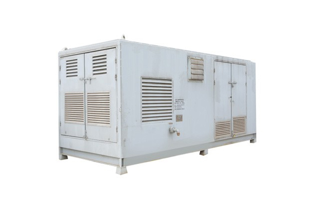 Air Compressor Package (Engine Driven)