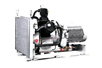 공냉식 공기압축기