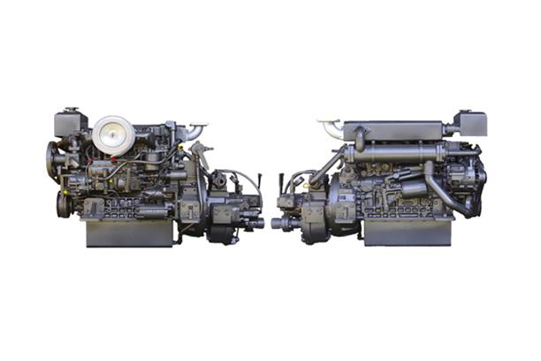 Marine Diesel Engine HYUNDAI