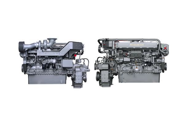 MITSUBISHI Marine Engine