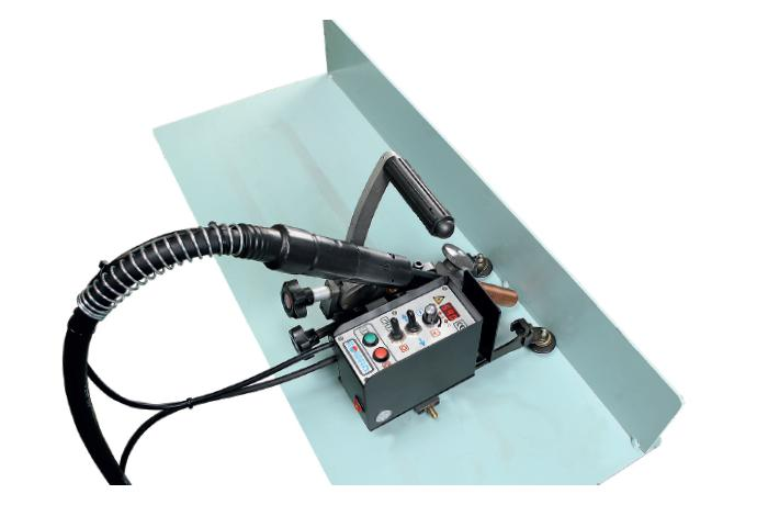 Fillet Stitch and Continuous welder, Light weight