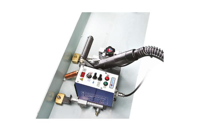 Fillet Stitch and Continuous welder