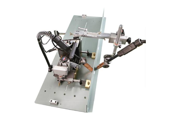 Fillet Stitch and Continuous Dual side welder