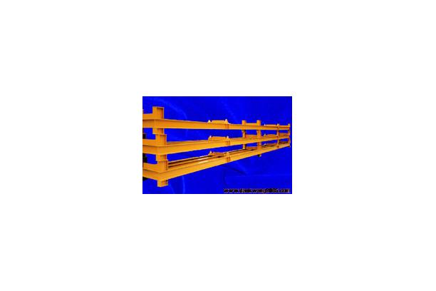 Transportation fixture for small assembly blocks