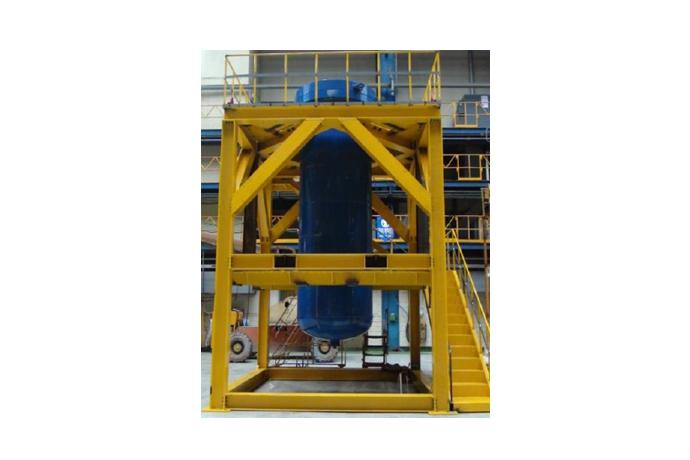 External Pressure Test System