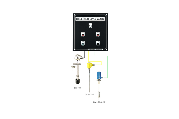 Bilge Hight Level Alarm System