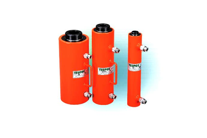 Double-acting Center Hole Cylinders