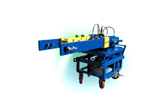 Steel Support Removing Hydraulic JIG