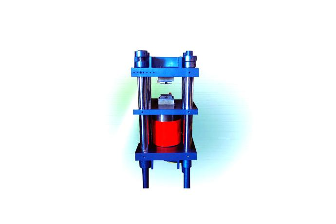 Wire Rope Swage Press