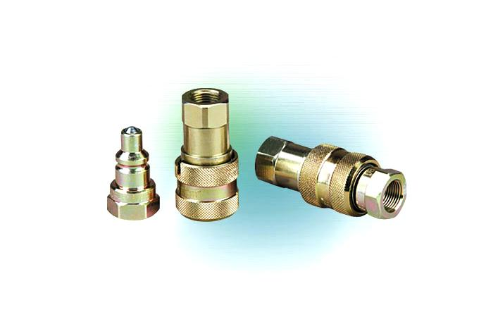 One Touch Type Coupler