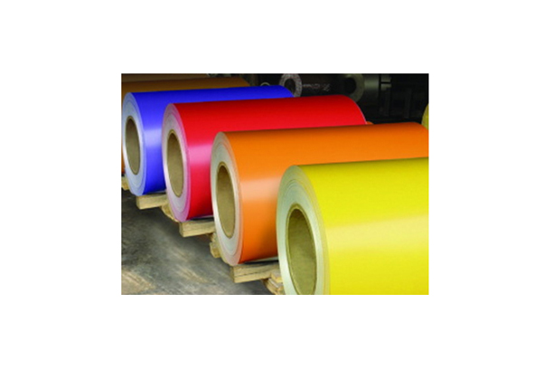 Colored Steel Sheets