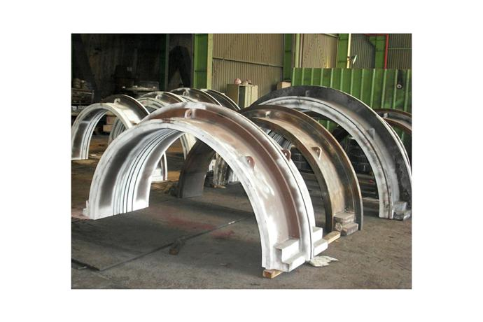 Castings for Gas Turbine and Nuclear power, Boiler components