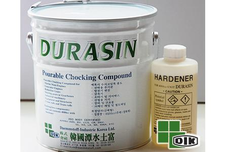 Pourable Chocking Compound