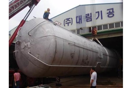 LNG초저온탱크