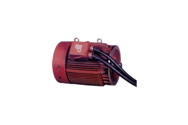 극 전환 시동 모터(120Hp.4p/8p) (시동 토크: 270%)