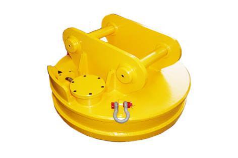 Excavator Magnet (Pin Type)