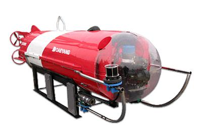 Semi Autonomous Underwater Vehicle (SAUV)