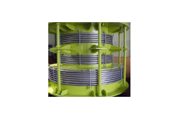 Pressure Balanced Type Expansion Joint