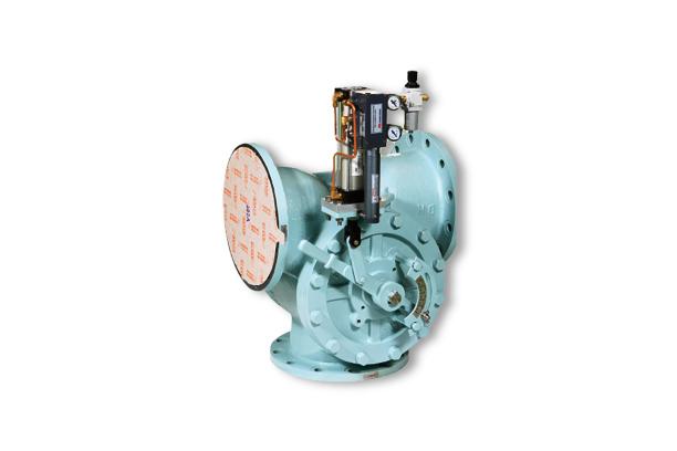 3-Way Control Valve (Motor/Cylinder/Diaphragm Type)