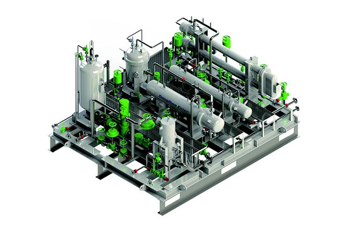 Fuel Gas Supply System