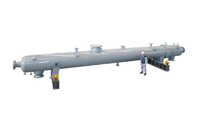 HP Vaporizer for RV/FSRU