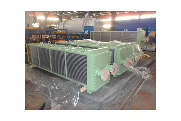 H2 / Air Cooler for Generator