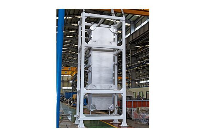 Brazed Aluminum Plate Fin Heat Exchanger