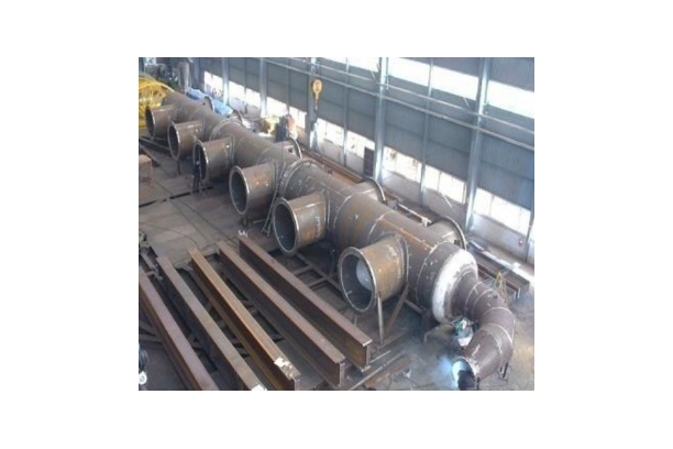 Desalination Rubber-lining Piping