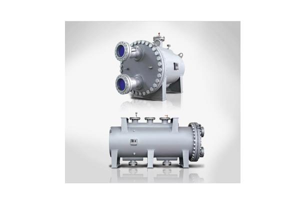 Disk & Shell heat exchangers
