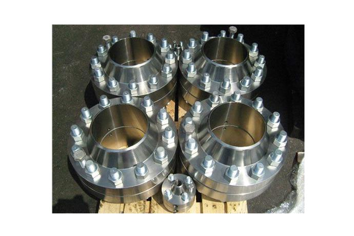 Orifice Plate & Flange Assembly