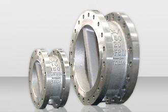 Duo Check Valves of Cryogenic Using