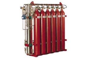 High Pressure CO2 Fire Extinguishing System