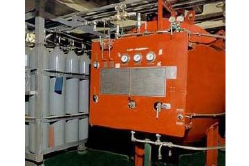 Dry Chemical Powder Fire Extinguishing System