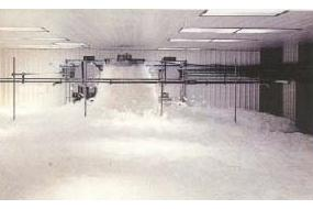 Expansion Foam Fire Extinguishing System