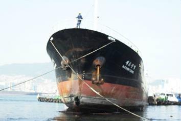 주요 선박